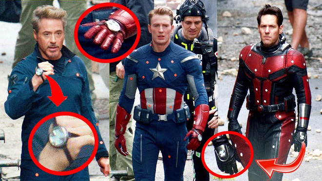 Trailer mới của Người Kiến 2 hé lộ tình tiết hậu Avengers: Cuộc chiến Vô cực - Ảnh 5.
