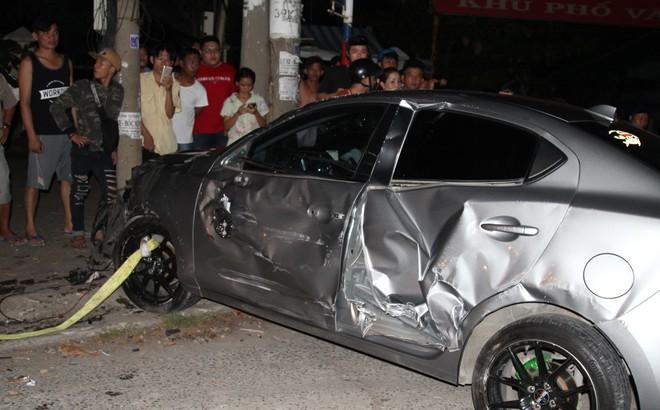 Ô tô gây tai nạn liên hoàn trong đêm 30/4 ở Đồng Nai: 6 người trong một gia đình gặp nạn