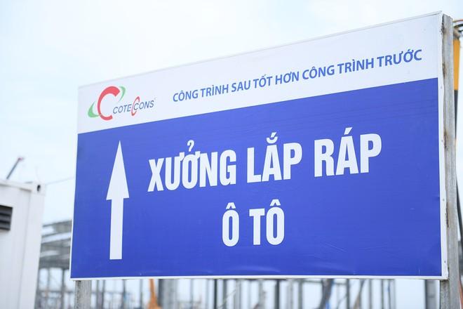 Một ngày ở đại công trường Vinfast: 6 tháng định hình giấc mơ ô tô Việt - Ảnh 5.