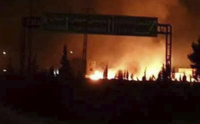 Đáp trả vụ tập kích 20 tên lửa, Israel hủy diệt trạm radar của Syria: Chiến sự nóng bỏng