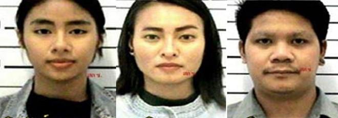 """Nhóm """"kiều nữ sát thủ"""" giết dã man nữ tiếp viên quán bar ở Thái Lan - Ảnh 1."""