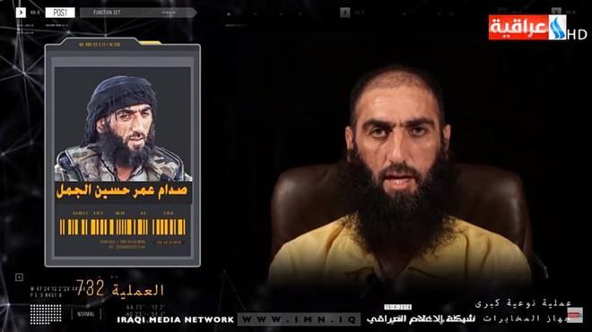 Tình báo Iraq vừa có cú lừa ngoạn mục, tóm sống 5 trùm khủng bố IS khét tiếng - Ảnh 1.