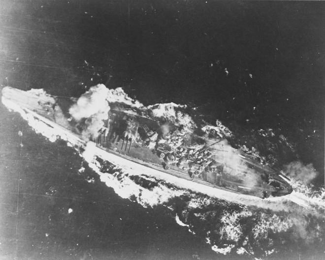 Khủng long thép - Cơn ác mộng kinh hoàng nhất với Trung Quốc trên Biển Đông - Ảnh 1.