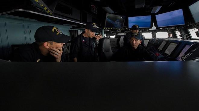 Khám phá USS Zumwalt - tàu khu trục lớn nhất của Hải quân Mỹ - Ảnh 13.