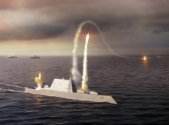 Khám phá USS Zumwalt - tàu khu trục lớn nhất của Hải quân Mỹ - Ảnh 7.