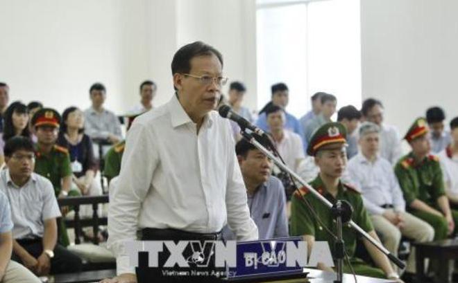 Xử vụ ông Đinh La Thăng: Cựu Tổng giám đốc PVN Phùng Đình Thực bán nhà khắc phục hậu quả