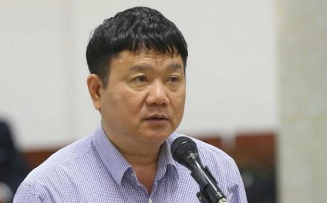 """Ông Đinh La Thăng: """"Tôi xin nhận tội thiếu tinh thần trách nhiệm, gây hậu quả nghiêm trọng"""""""