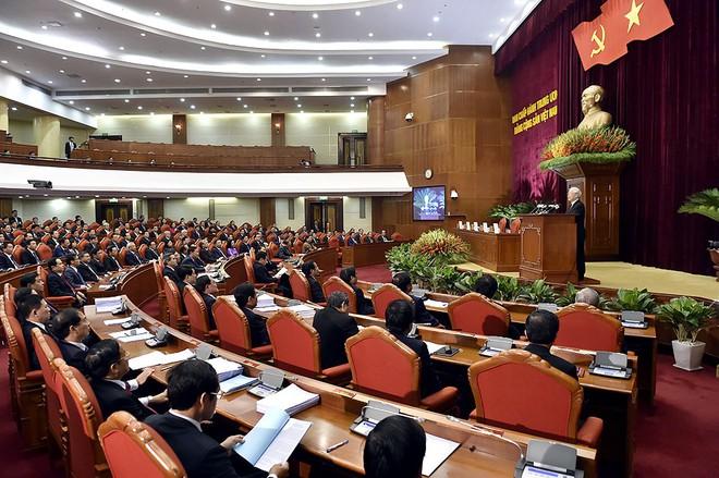 Tổng Bí thư Nguyễn Phú Trọng: Kiểm soát quyền lực, chống chạy chức, chạy quyền, họ hàng trong công tác cán bộ - Ảnh 1.