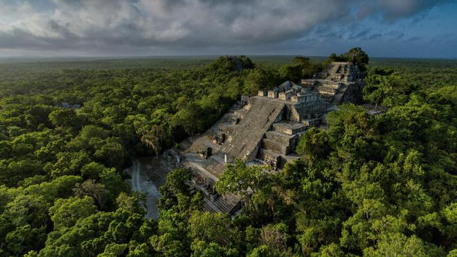 Vua Rắn - mảnh ghép bí ẩn bậc nhất của người Maya: Giới khảo cổ điên đầu giải mã - Ảnh 3.