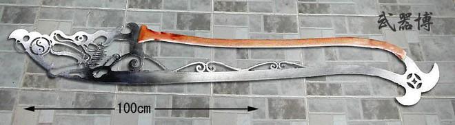 4 vũ khí dị nhất TQ: Cái cuối cùng là khắc tinh của samurai Nhật Bản - Ảnh 1.