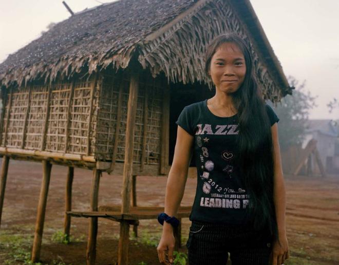 Ghé qua bộ lạc nơi các ông bố xây chòi tình yêu để con gái quan hệ thoải mái với đàn ông - Ảnh 3.