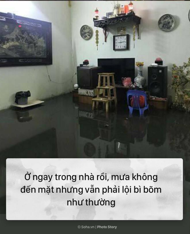 [PHOTO STORY] 10 hình ảnh ấn tượng nhất tại Hà Nội trong cơn mưa lớn tối 12/5 - Ảnh 9.