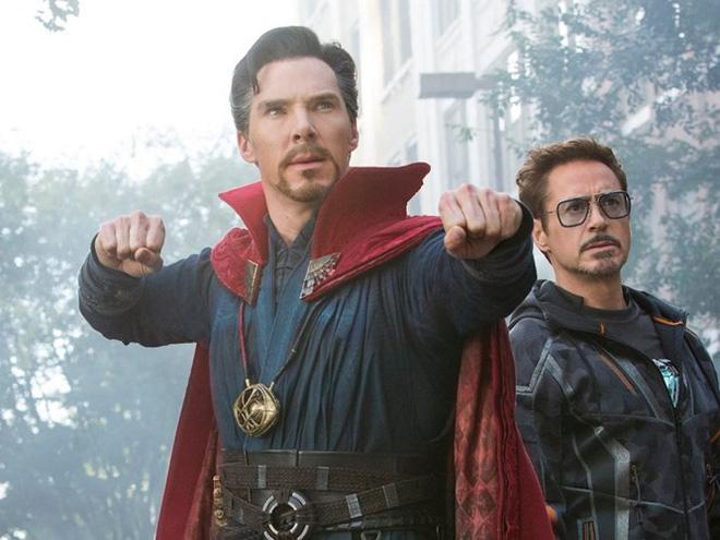 """Dàn diễn viên """"Avengers: Cuộc chiến vô cực"""" ngày ấy - bây giờ - Ảnh 2."""