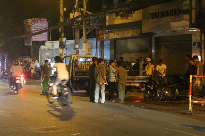 Hai hiệp sĩ sinh viên Sài Gòn bị trộm đâm: Nhiều người chửi bọn em điên khùng - Ảnh 2.