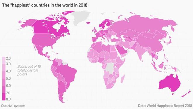 """Người Phần Lan """"khó chịu"""" khi nước mình được xếp hạng là quốc gia hạnh phúc nhất thế giới! - Ảnh 1."""