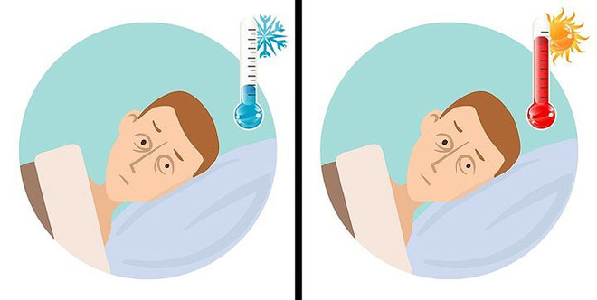 7 lý do khiến bạn thường xuyên bị tỉnh giấc ban đêm - Ảnh 5.