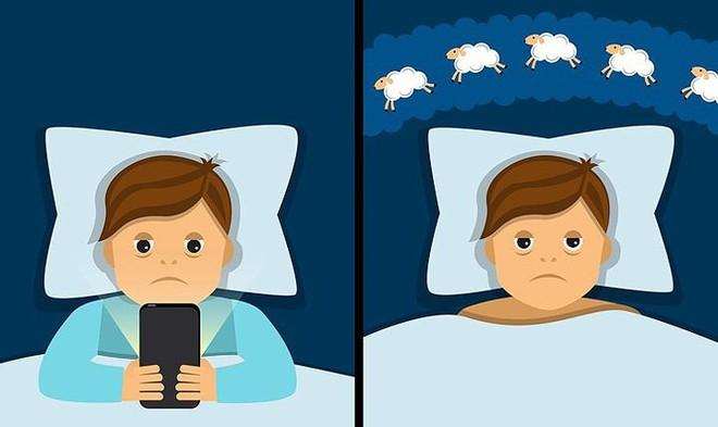 7 lý do khiến bạn thường xuyên bị tỉnh giấc ban đêm - Ảnh 7.