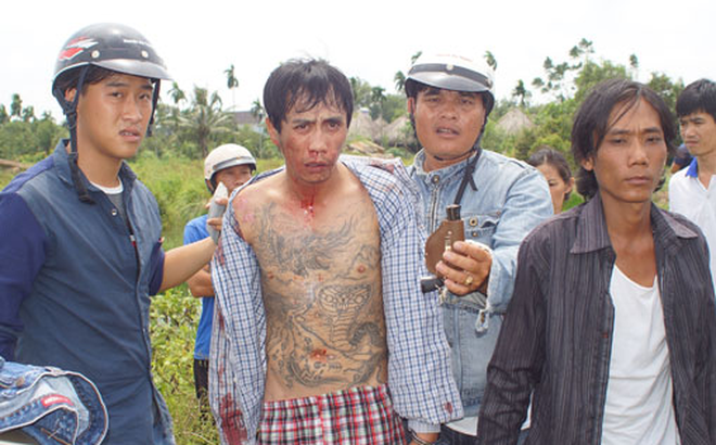 """""""2 hiệp sĩ bị đâm tử vong ở Sài Gòn rất đau đớn, nhưng quyết không lùi bước trước tội phạm"""""""
