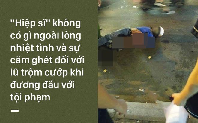 Hai hiệp sĩ gục ngã trên đường phố - cái chết được báo trước