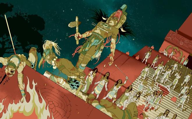 Bí ẩn Vua Rắn, chiến binh tối cao, và giấc mơ về đế quốc Maya hùng mạnh - Ảnh 2.