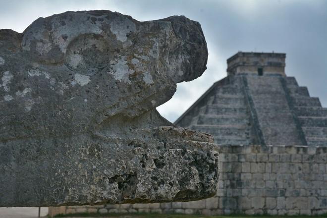 Bí ẩn Vua Rắn, chiến binh tối cao, và giấc mơ về đế quốc Maya hùng mạnh - Ảnh 4.