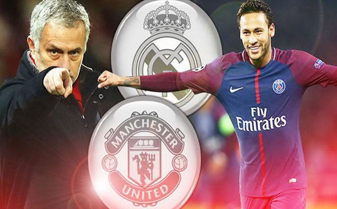 Phớt lờ lời Chủ tịch PSG, Man United quyết định 'chơi lớn' vì Neymar