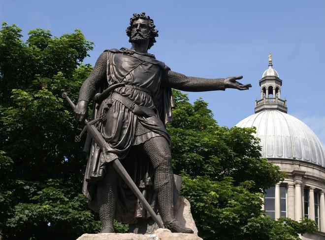 Bí ẩn bảo kiếm gần 1000 năm tuổi vào sinh ra tử với hiệp sĩ huyền thoại của Scotland - Ảnh 5.