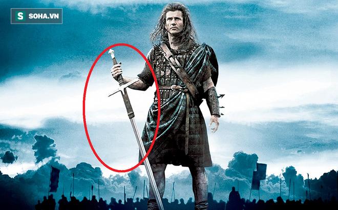 Bí ẩn bảo kiếm gần 1000 năm tuổi vào sinh ra tử với hiệp sĩ huyền thoại của Scotland