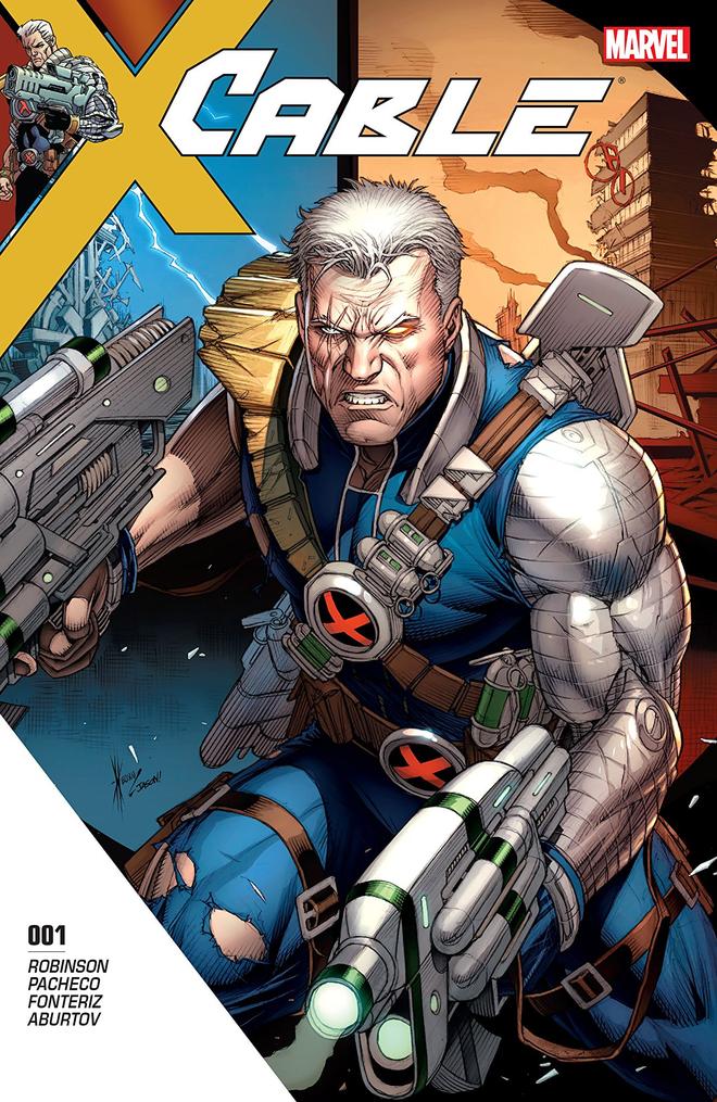 Nhân vật Cable trong Deadpool 2 là ai mà khiến gã dị nhân lắm mồm phải chật vật đến vậy? - Ảnh 5.