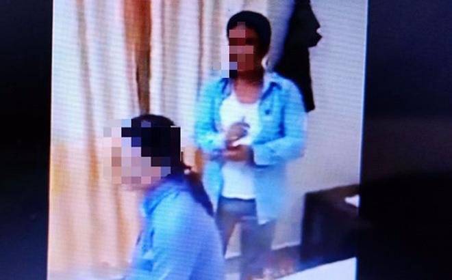 Xôn xao clip chồng bắt quả tang vợ vào nhà nghỉ với trưởng công an xã ở Thanh Hóa