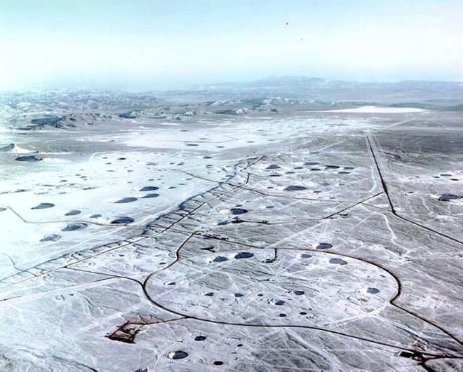 Bí mật ở khu vực hứng bom nguyên tử nhiều nhất hành tinh: 10.000 năm mới hết nguy hiểm - Ảnh 8.