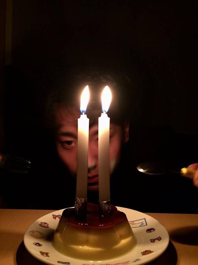 Biểu cảm lần đầu được thổi nến của chàng trai khiến cô gái lạ nhận tổ chức sinh nhật cả đời - Ảnh 4.