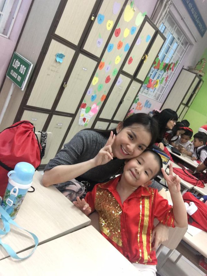 Nhan sắc và cuộc sống kín tiếng của Hoa hậu Hoàn vũ Việt Nam đầu tiên sau 10 năm đăng quang - Ảnh 5.