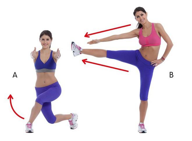 10 động tác giúp loại bỏ mỡ thừa vùng lưng và nách hiệu quả: Chị em nên tập để tự tin hơn - Ảnh 7.
