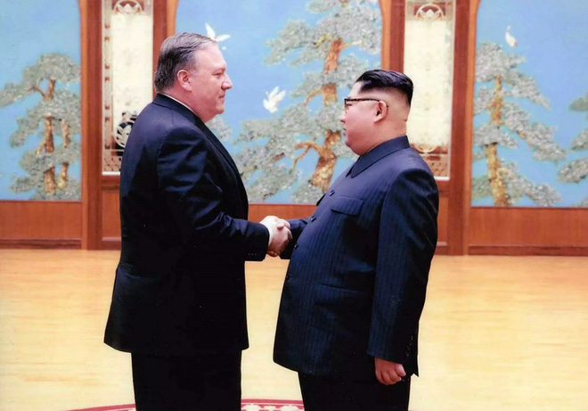 Triều Tiên trả tự do cho 3 công dân Mỹ - Ảnh 2.
