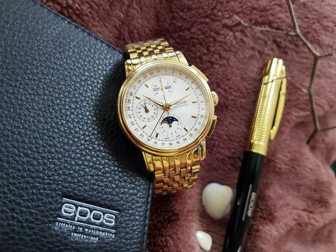 Không thể bỏ lỡ cơ hội mua đồng hồ chính hãng giá ưu đãi! - Ảnh 1.