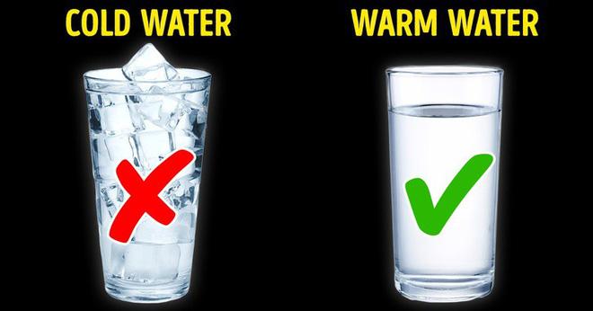 Tưởng rằng nước lạnh sẽ giải nhiệt cho cơ thể nhưng sự thật sẽ khiến nhiều người bất ngờ! - Ảnh 5.
