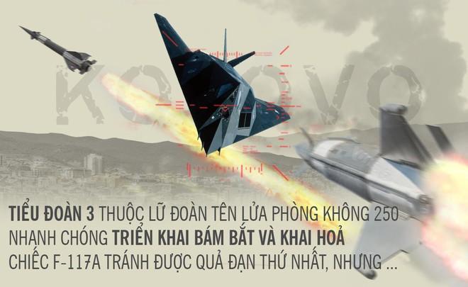 [Photo Story] Tên lửa cổ lỗ Liên Xô quật ngã bóng ma F-117 Mỹ - Ảnh 7.