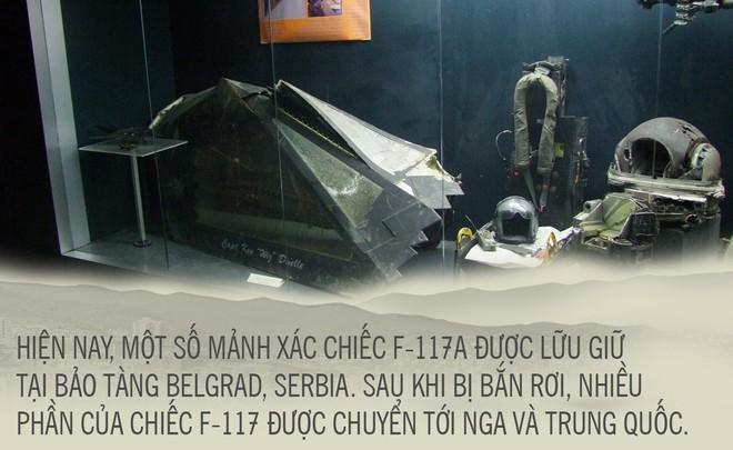 [Photo Story] Tên lửa cổ lỗ Liên Xô quật ngã bóng ma F-117 Mỹ - Ảnh 10.