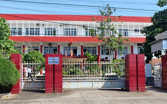 Truy tố 4 bị can nguyên cán bộ Trường Chính trị Phú Yên