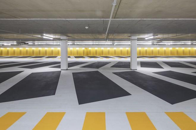 Tạp chí Mỹ ngợi ca bãi đỗ xe như một kiệt tác kiến trúc trong lòng thành phố - Ảnh 7.