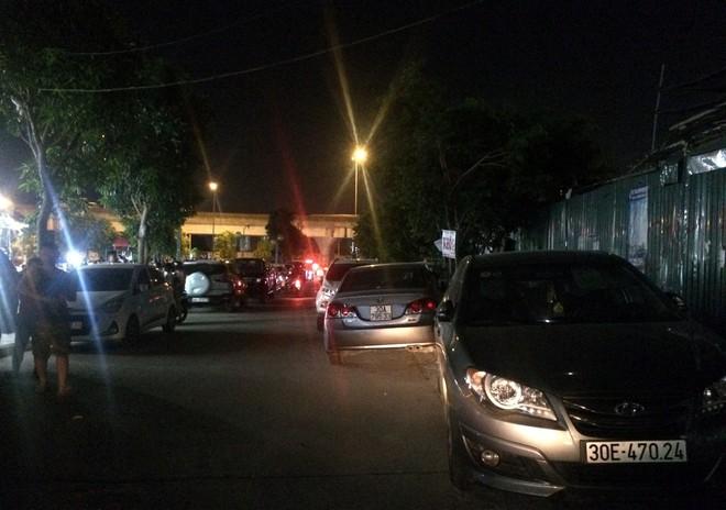 Vụ giải tỏa bãi gửi xe khu chung cư: Nếu sai phạm phải xử lý, việc gì ra việc đó - Ảnh 3.