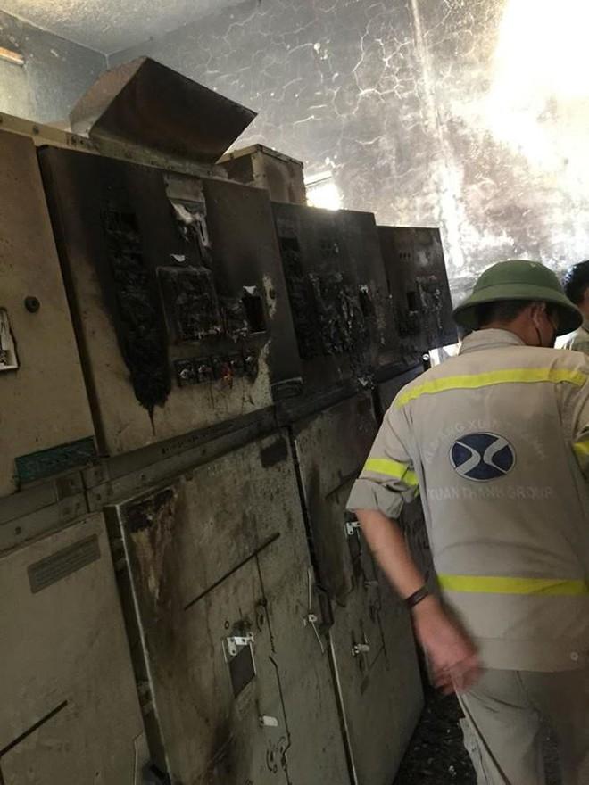 Nổ như bom tại Nhà máy xi măng Xuân Thành - Ảnh 4.