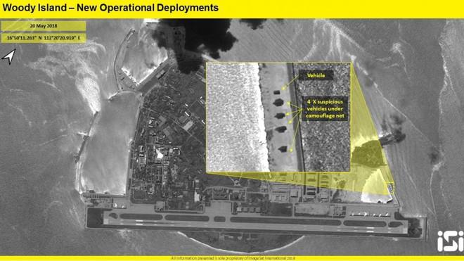 Báo Mỹ: Trung Quốc có thể vừa triển khai thêm tên lửa đến Biển Đông - Ảnh 1.