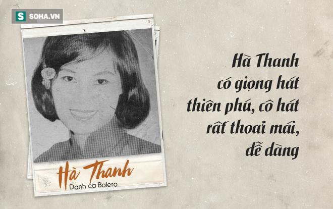 Hà Thanh: Mỹ nhân có giọng hát sang trọng bậc nhất, người bạn đầu tiên hát nhạc Trịnh Công Sơn (P1) - Ảnh 2.