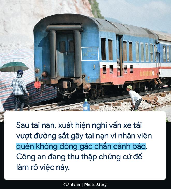 [PHOTO STORY] Chuyện cảm động trên chuyến tàu hoạn nạn: Khách Tây làm bậc thang giúp khách Việt thoát khỏi toa tàu lật - Ảnh 6.