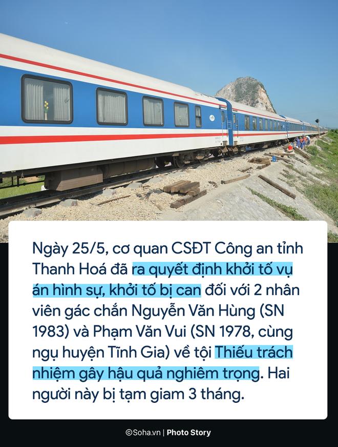 [PHOTO STORY] Chuyện cảm động trên chuyến tàu hoạn nạn: Khách Tây làm bậc thang giúp khách Việt thoát khỏi toa tàu lật - Ảnh 7.