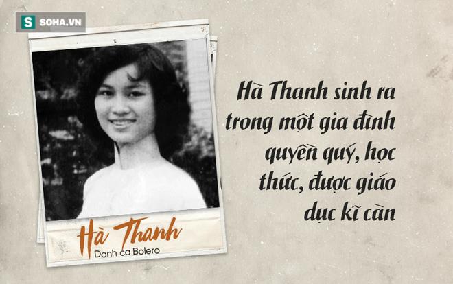 Hà Thanh: Mỹ nhân có giọng hát sang trọng bậc nhất, người bạn đầu tiên hát nhạc Trịnh Công Sơn (P1) - Ảnh 5.