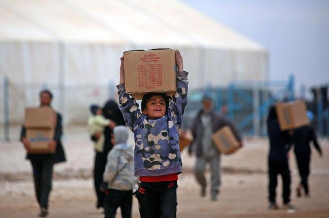 """Tiết lộ vùng đất duy nhất ở Syria còn """"vẹn nguyên"""" giữa mưa bom bão đạn - Ảnh 1."""