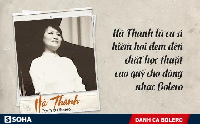 Hà Thanh: Mỹ nhân có giọng hát sang trọng bậc nhất, người bạn đầu tiên hát nhạc Trịnh Công Sơn (P1)